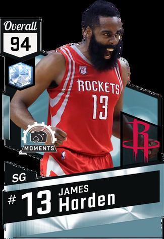 James Harden 2k20 Rating : james, harden, rating, Collector, 2KMTCentral, Basketball, Teams,, Legends,, Players