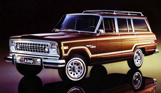 2018 Jeep Grand Wagoneer Spy Photos With Images Jeep Wagoneer Vintage Jeep Jeep Grand