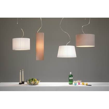 Astro Kap Drum 500 plafondlamp/hanglamp wit