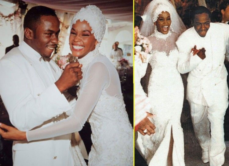 Houston Is A Phenomenal Singer But When She Married Bobby Brown