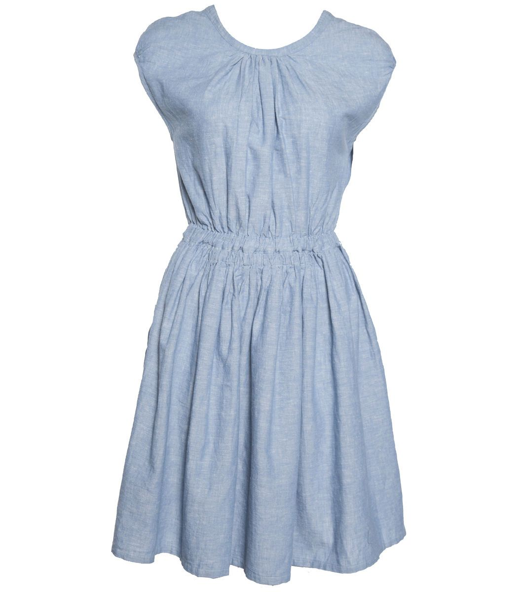 satellite dress - great for this warm summer weather or for a crisp autumn day with tights