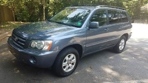 Buy Here Pay Here Atlanta Ga >> 2003 Toyota Highlander For Sale At Buy Here Pay Here At