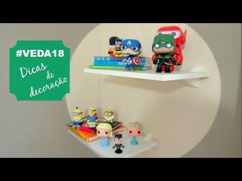 #VEDA18 Dicas de decoração