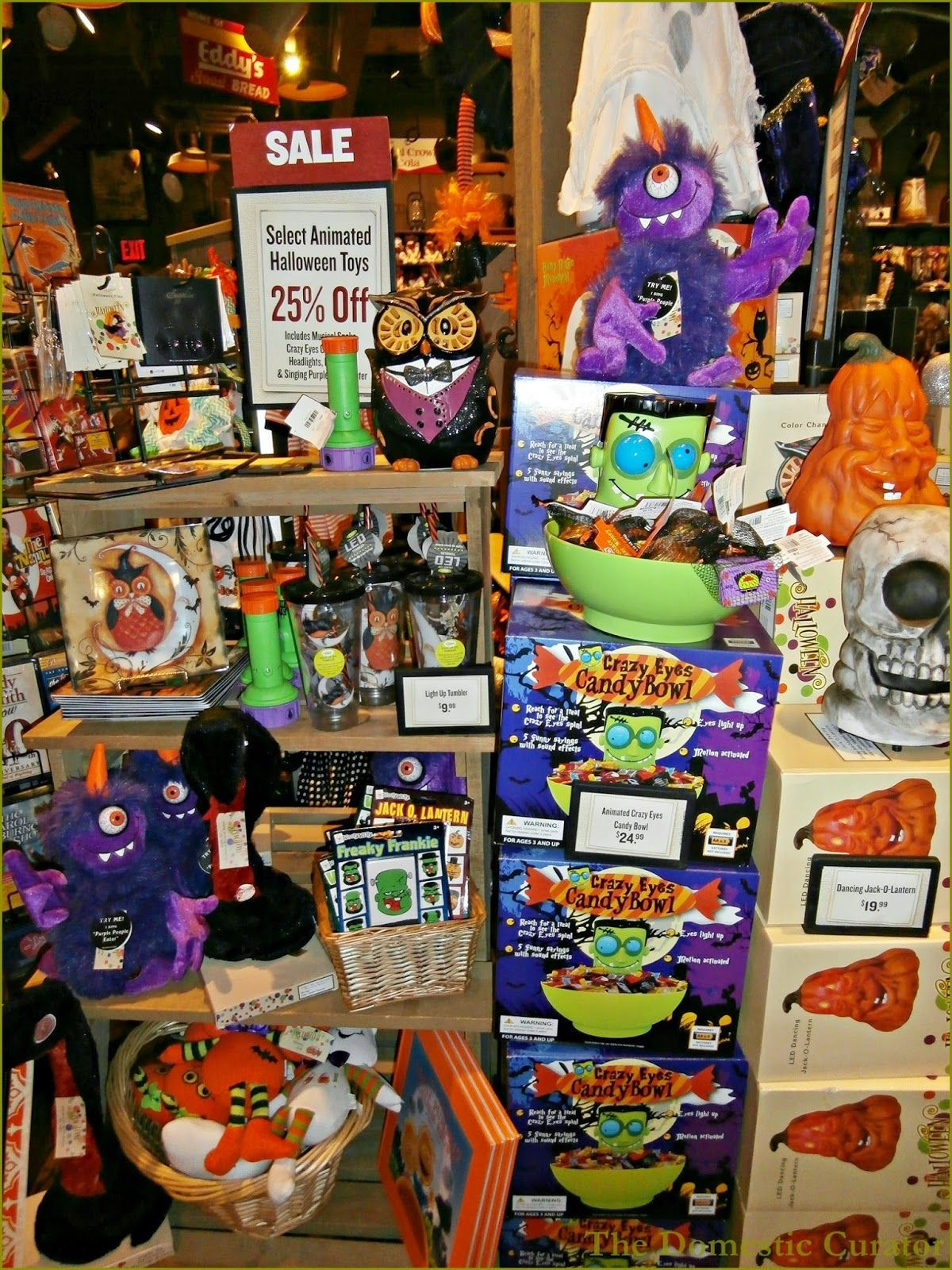 Cracker Barrel Fall Halloween Decor With Images Fall