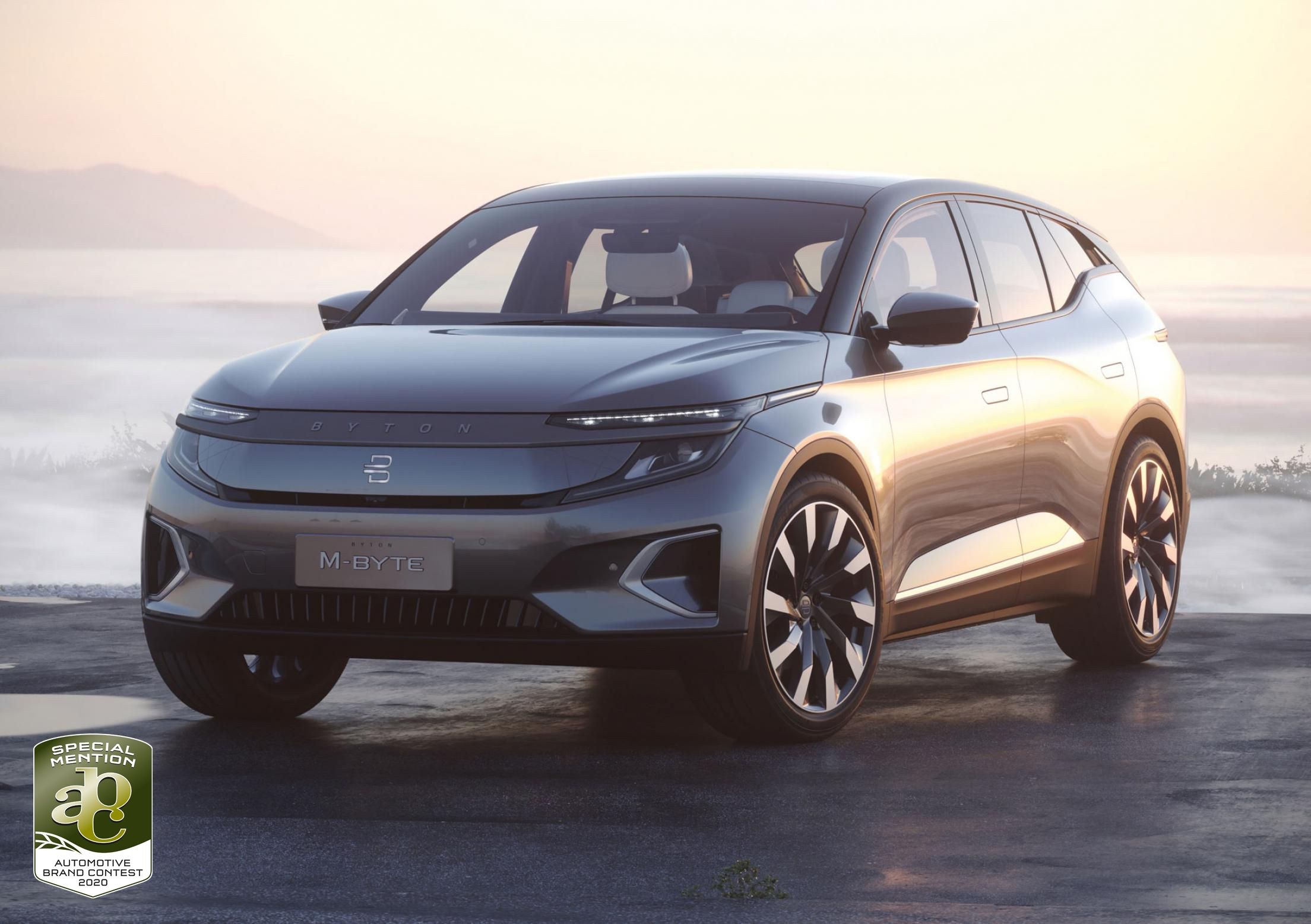 The Byton M Byte Is A Premium Suv And Byton S First Product To Go Into Series Production In Its Own Plant In Nanjing The Byton M Byte Is A Plat In 2020 Suv