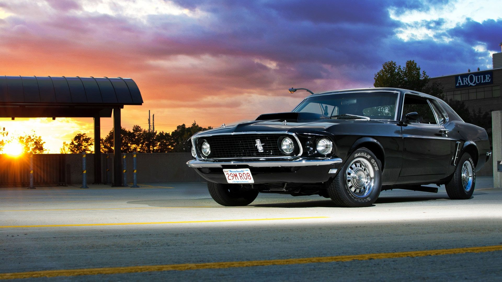 Mustang Wallpapers 1920 X 1080 Mustang Wallpaper Ford