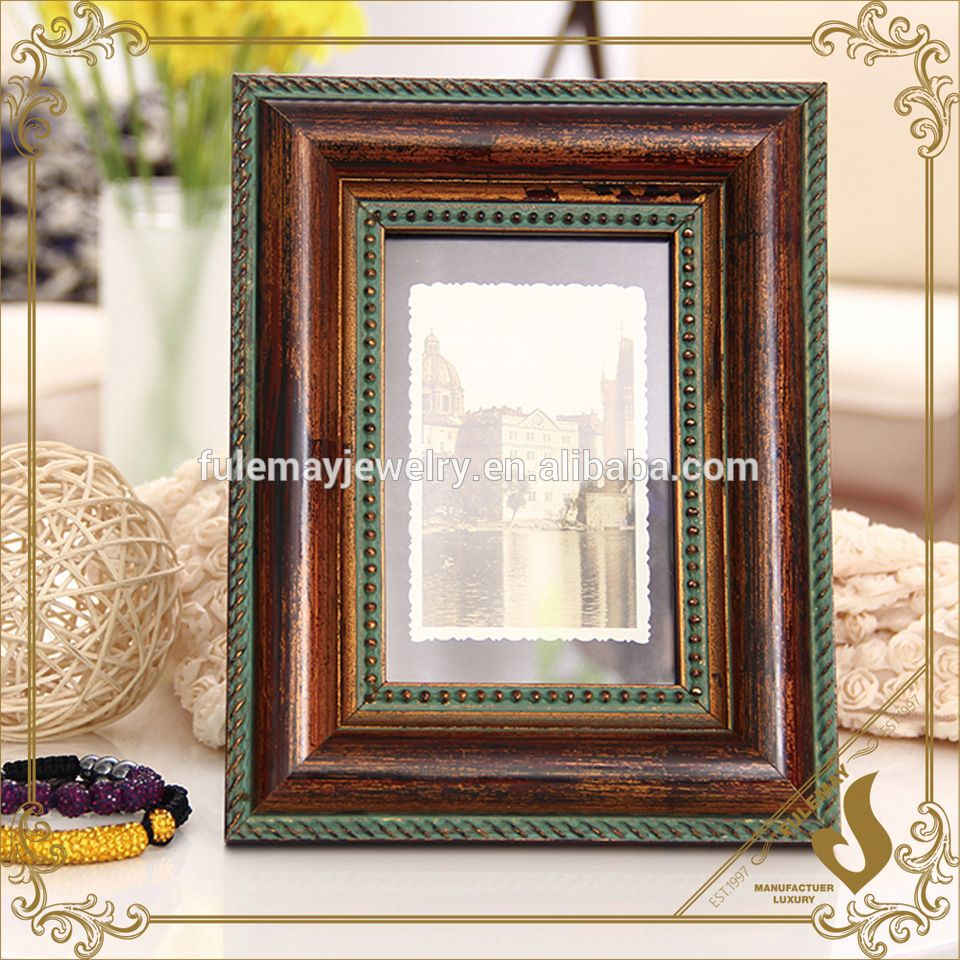6x8 8x10 Wood Material Picture Frames Photo Frame Type Wholedale