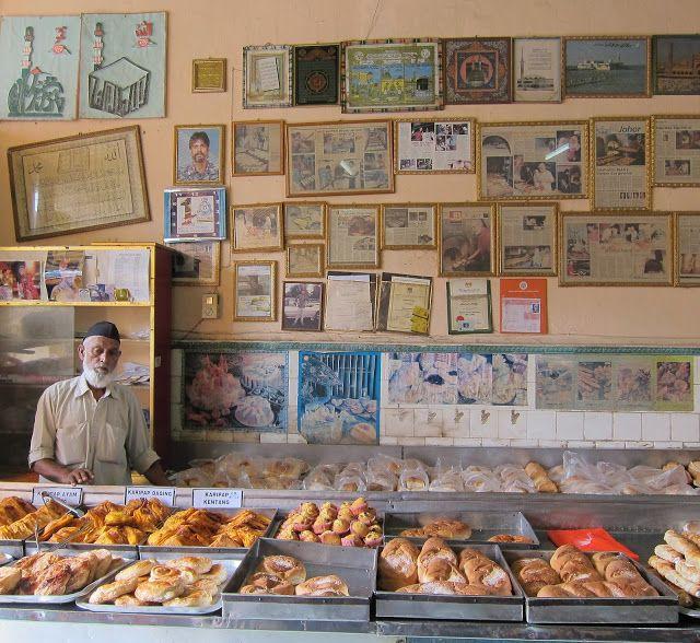Salahuddin Bakery In Johor Bahru Old Town Near City Square Johor Salahuddin Artisan Food