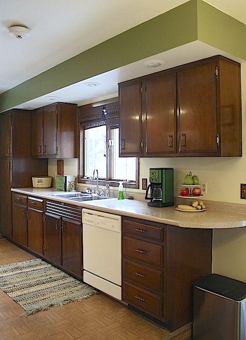 1960s kitchen On the Doorstep: Kitchen Revamp: Part II ...
