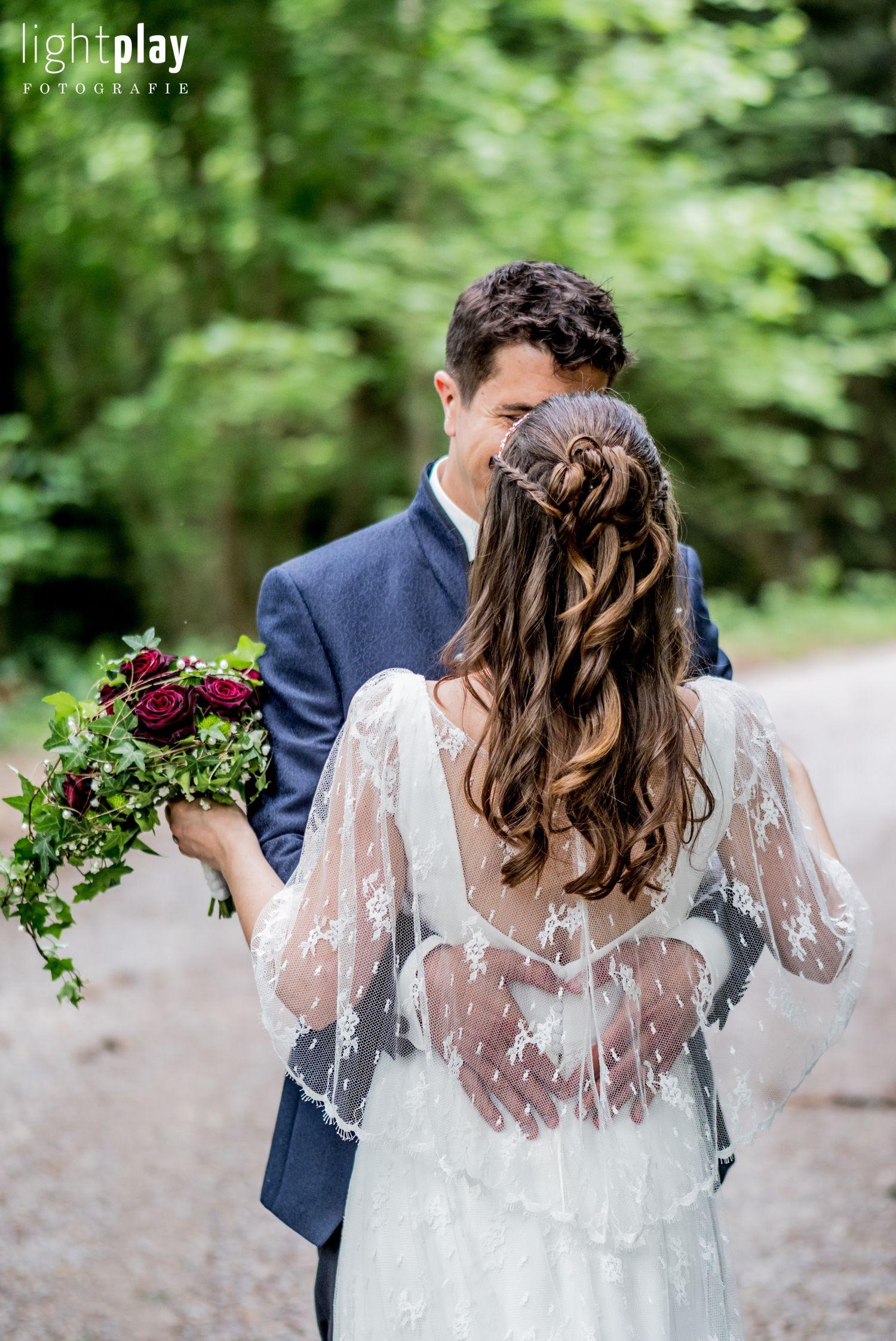Brautpaar Shooting I Vintage Wedding Dress I Wedding In Nature I