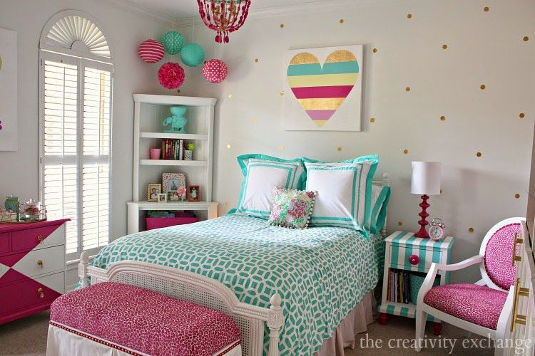 decoración vintage dormitorio juvenil - Buscar con Google ...