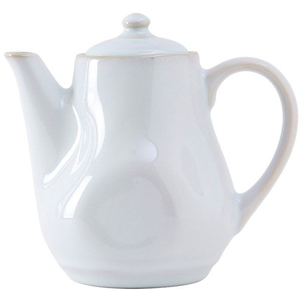 Artisan 17 Oz Tea Pot With Lid Agave Case Of 12 Tea Pots China Teapot Tea