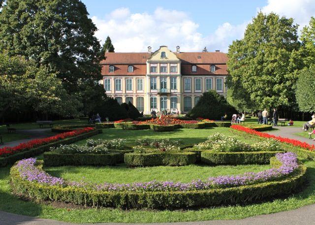 Park Oliwski | #gdansk #sightseeing