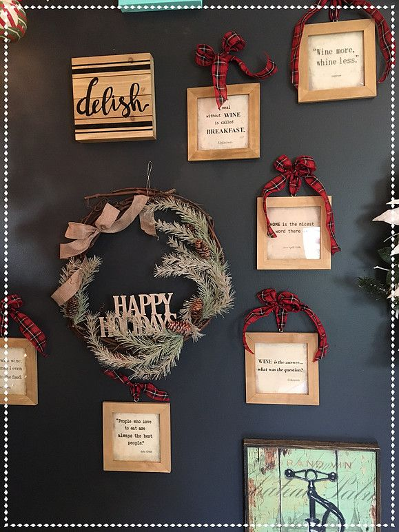 art and wreath