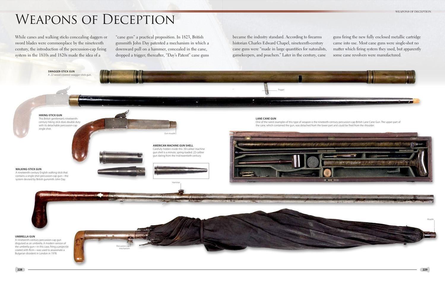11++ Umbrella shotgun information