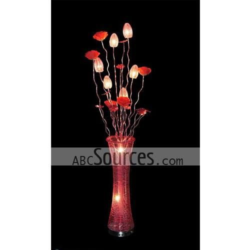 China Wholesale Red Table Lamps, Decorative Lamps, Floor Lamps