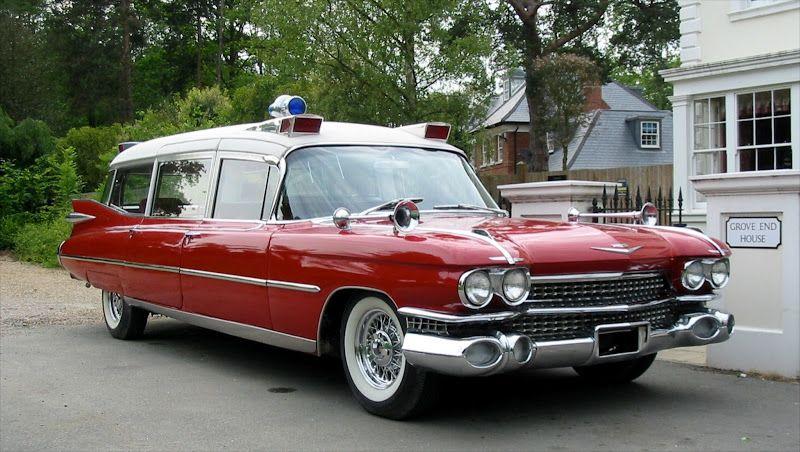 1959 Cadillac Miller-Meteor Ambulance. | cars | Pinterest | 1959 ...