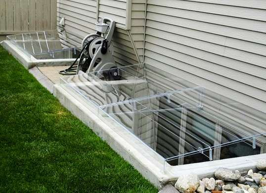 10 Must Do April Projects Egress Window Egress Window Well Covers Window Well