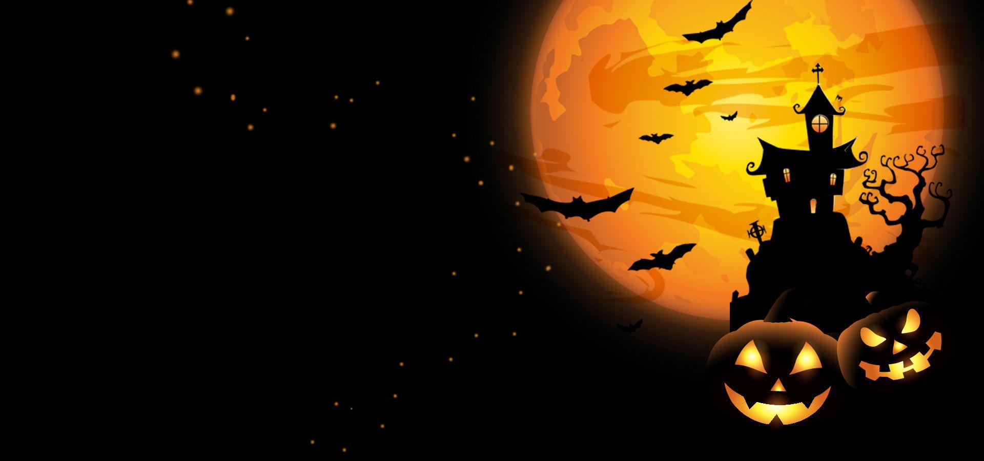 Transparent Halloween Halloween Backgrounds Halloween Facebook Cover Background Images