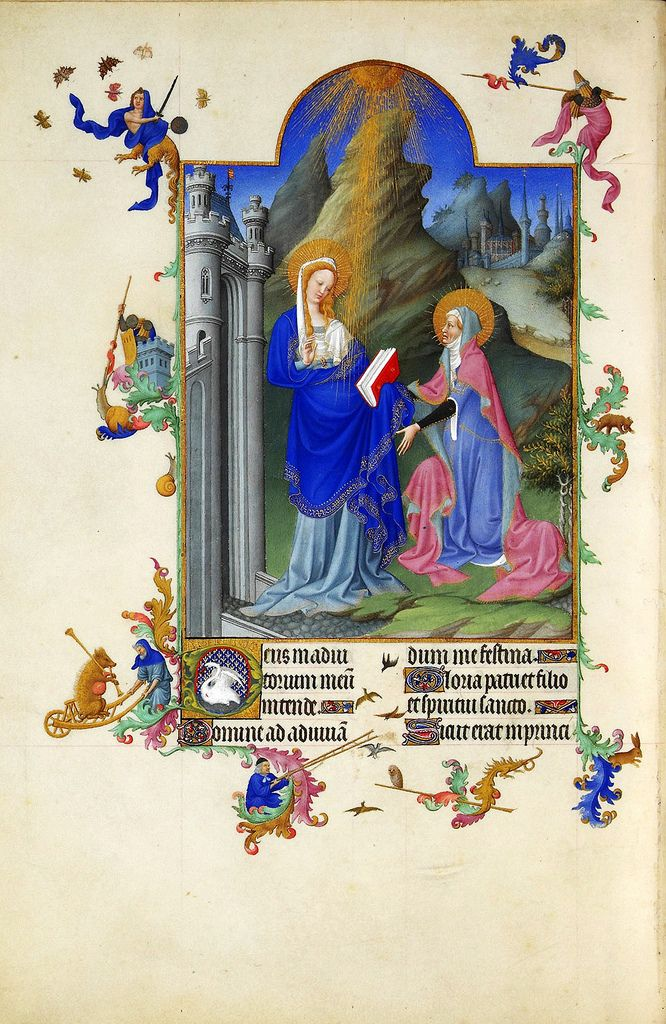 002-Très Riches Heures du duc de Berry -MS 65 F38V-Creditos-Wikimedia Commons user Petrusbarbygere | Flickr - Photo Sharing!