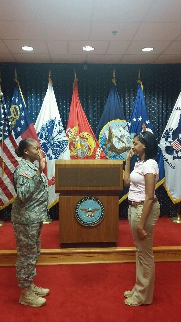 MEPs physical and swearing in Pt  2 (Air Force)   Youtube