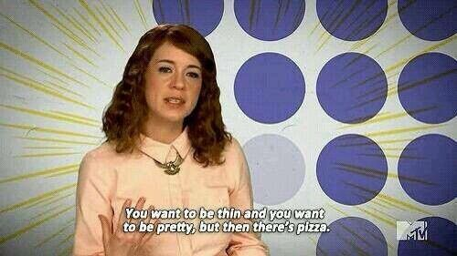 Pretty < Pizza