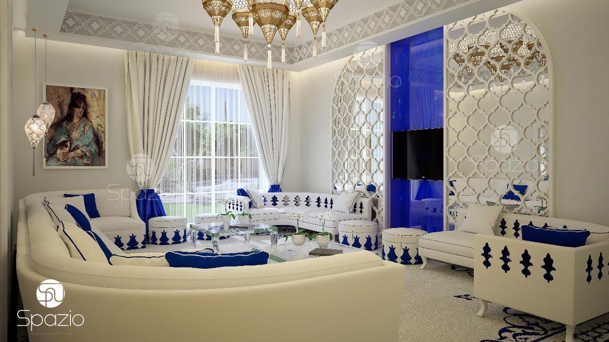 مجلس للنساء ديكورات مجالس نساء مجلس للنساء فخمة في دبي في دبي Spazio Luxury House Interior Design Interior Design Dubai Interior Design Career