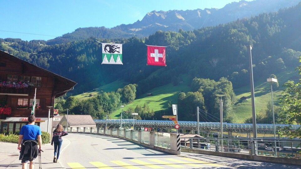 Swiss land