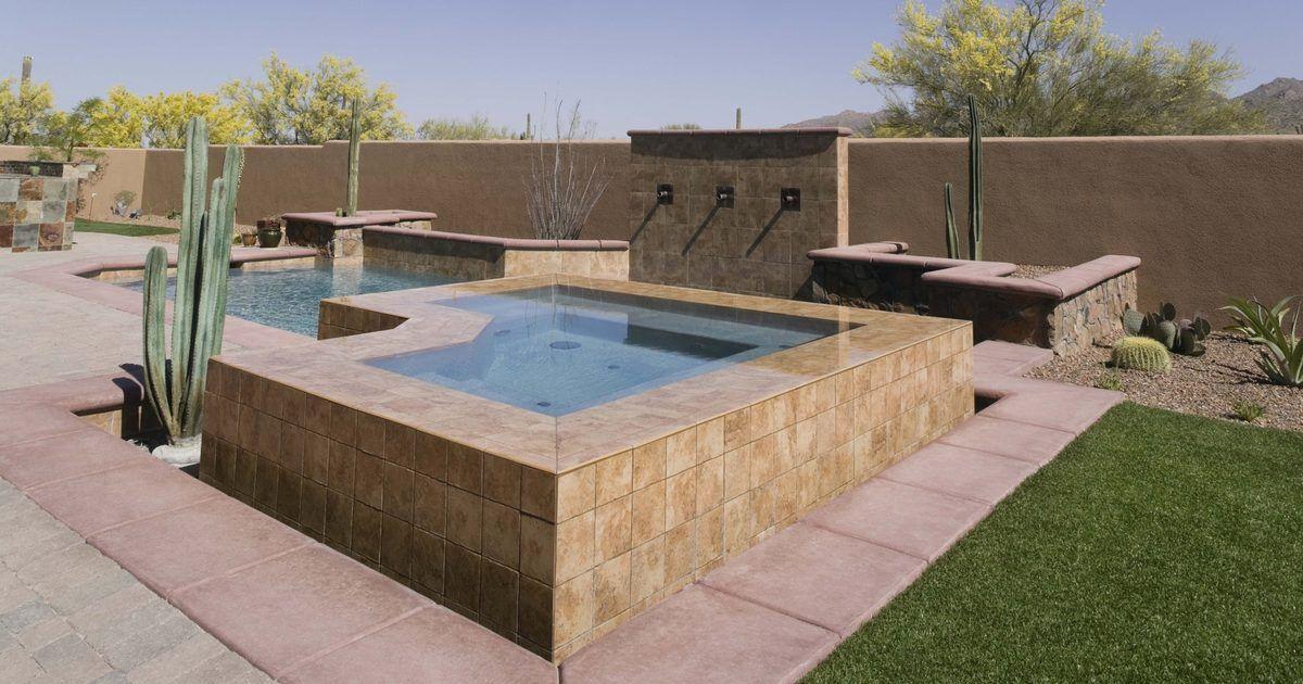 Materiales para construir jacuzzis t mismo jacuzzi for Materiales para construccion de piscinas