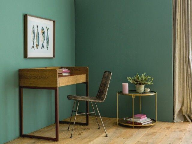 Peinture Coloris Vert D O Nouvelle Couleur 2019 Repeindre Son Salon Decoration Maison Deco Fait Maison