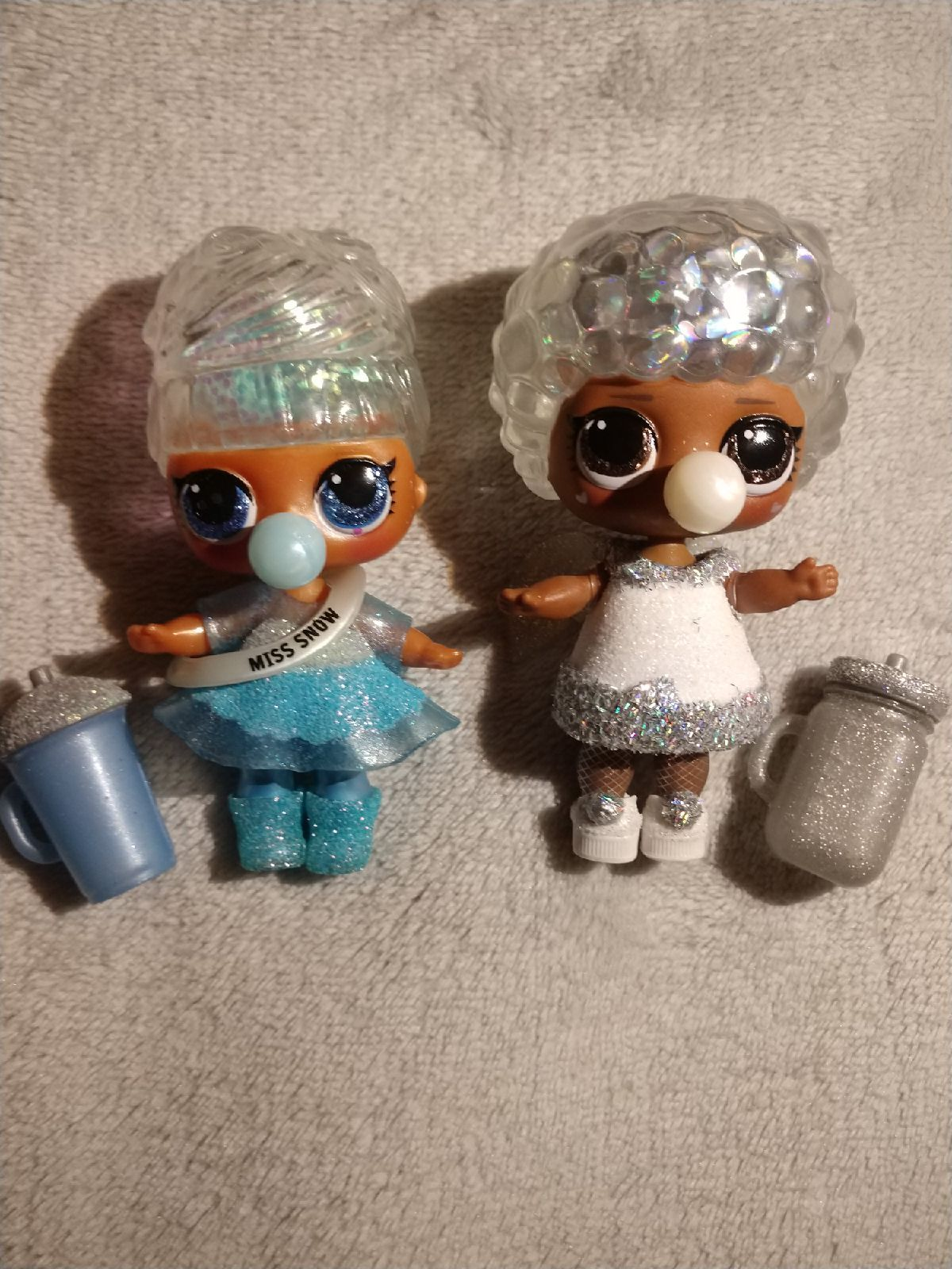 Brand New Lol Surprise Winter Disco Series Set Of 2 Bashful Q T And Miss Snow Ask About Bundling Lol Dolls Baby Girl Toys Christmas Dolls