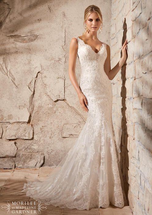 84608be5263 Mori Lee Bridal 2708 Morilee Bridal by Madeline Gardner Patina Bridal and  Formals