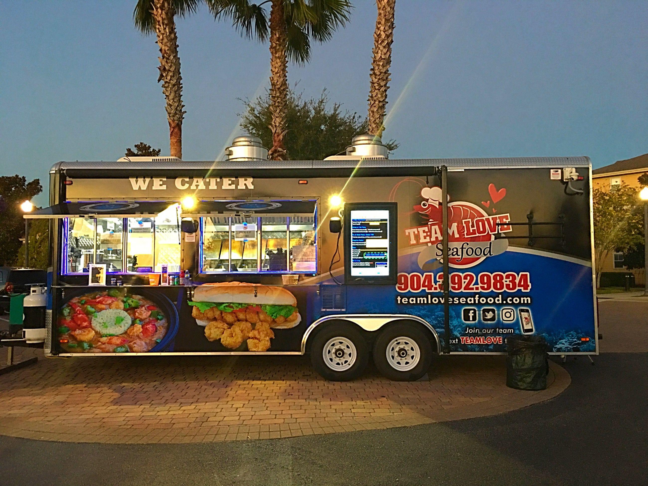 Your Favorite Jacksonville Food Trucks Food truck, Food