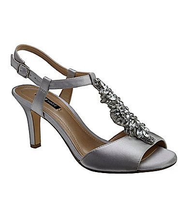 Pewter Dress Shoe