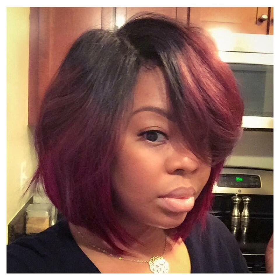 Blowout Hairstyles For Black Women Trend Hairstyle And Haircut Ideas