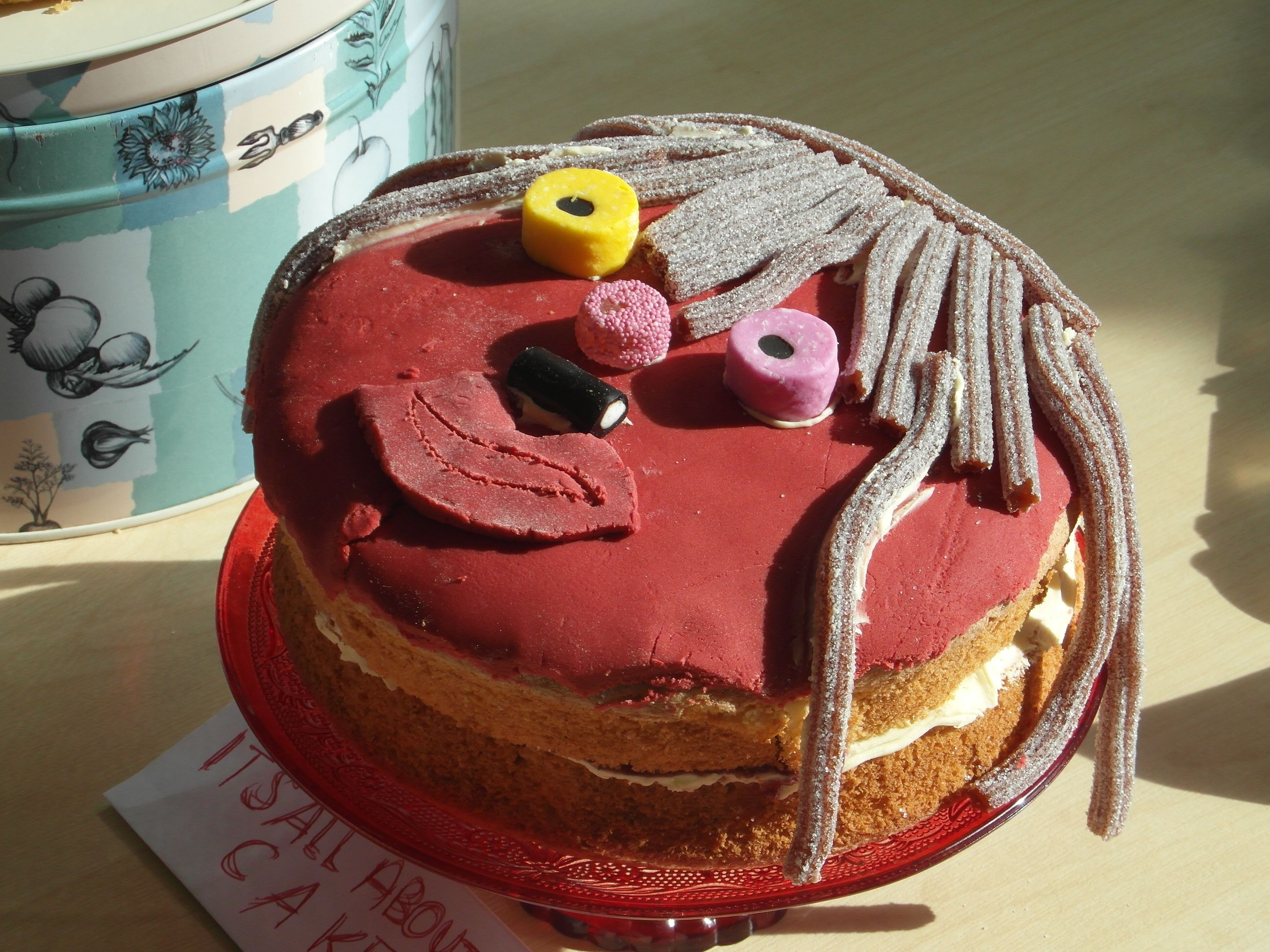 Acorn DVD does a Great British Bakeoff For Comic Relief # ...