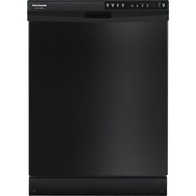 Frigidaire Fgbd2445 Gallery 24 In 54 Decibel Built In Dishwasher