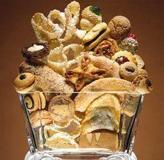 Traditional Italian Christmas Cookies More