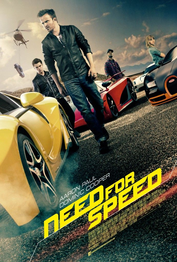 Fresh from prison, a street racer who was framed by a wealthy ...