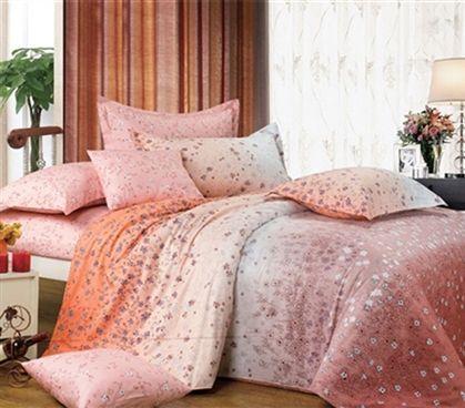 Amber Harvest Twin XL Comforter Set U2013 College Ave Designer Series Dorm  Bedding Best Items For College Students