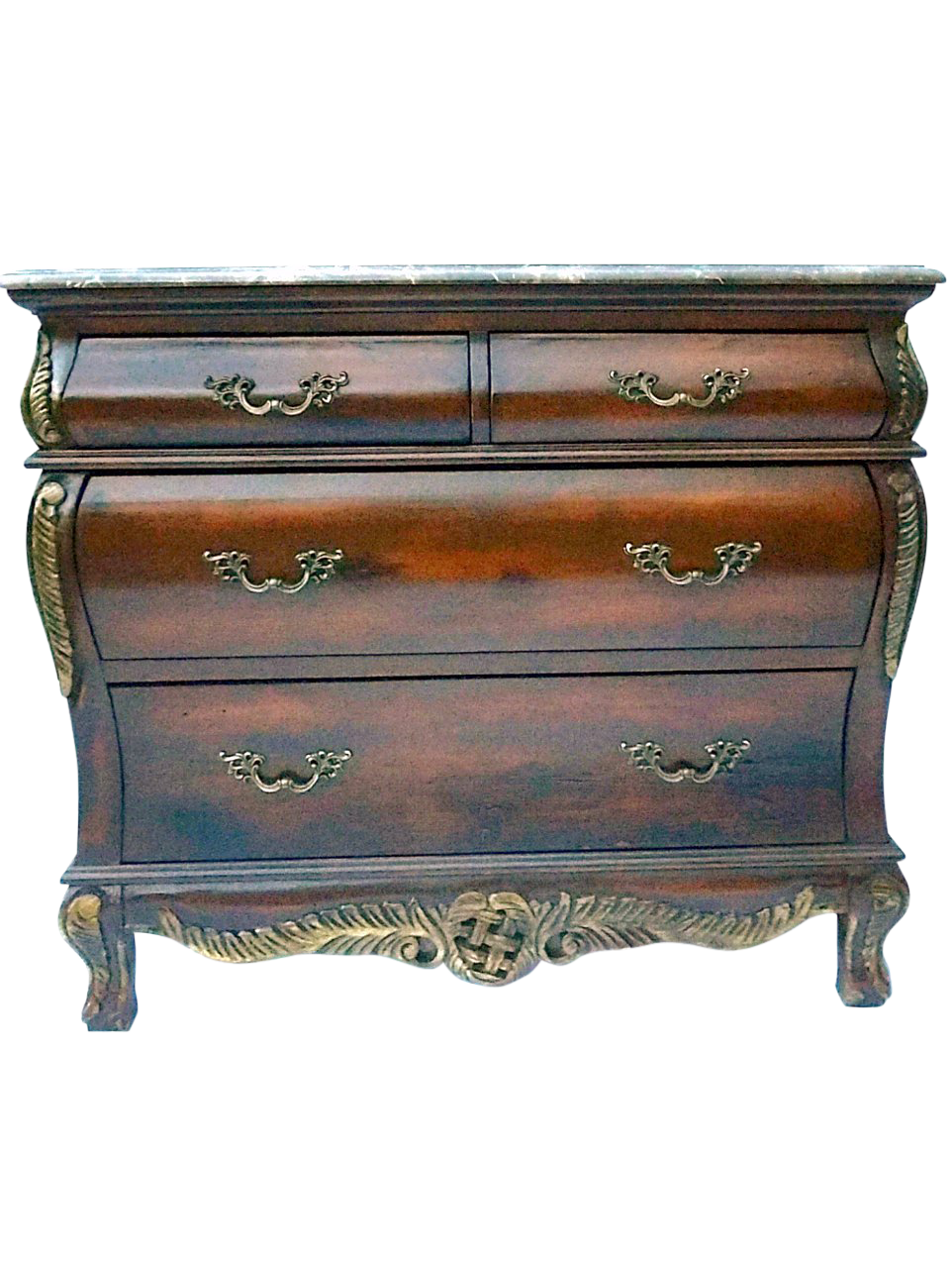 Four Drawer Bombay With Marble Top On Chairish Com Antique Furniture Furniture Antiques