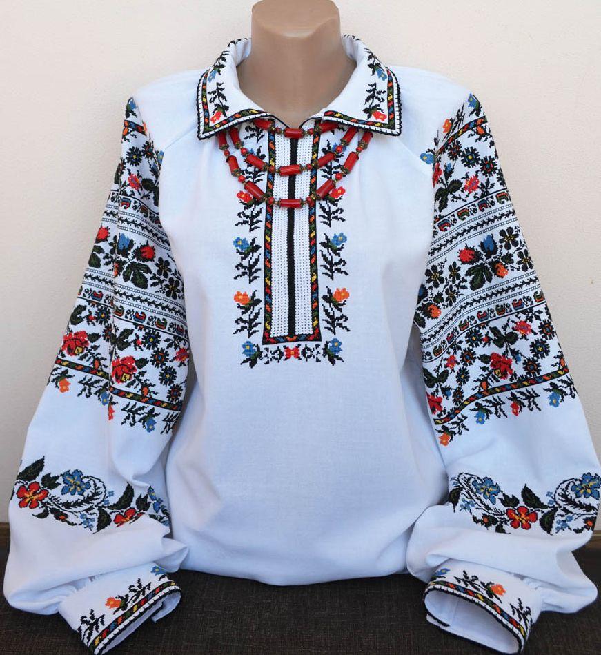 Жіночі вишиванки. Велике різноманіття жіночих вишиванок.  09e68ffa7d9ae