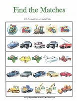 Fun worksheets and cut and paste activities for preschoolers to learn critical  thinking skills