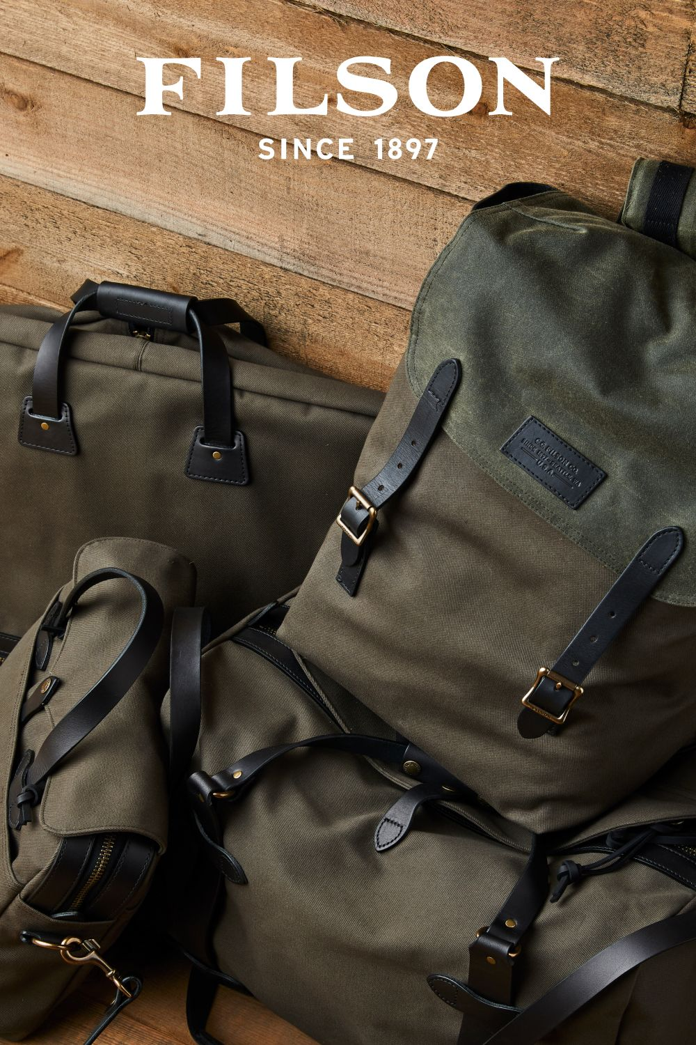 Rugged Twill Luggage Backpack Accessory Bags Purses And Bags