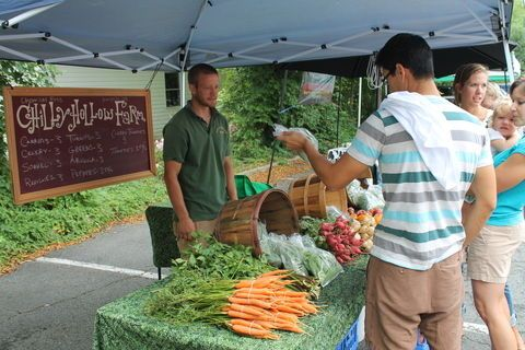Bringing the community together at the Purcellville Market | LoudounTimes.com