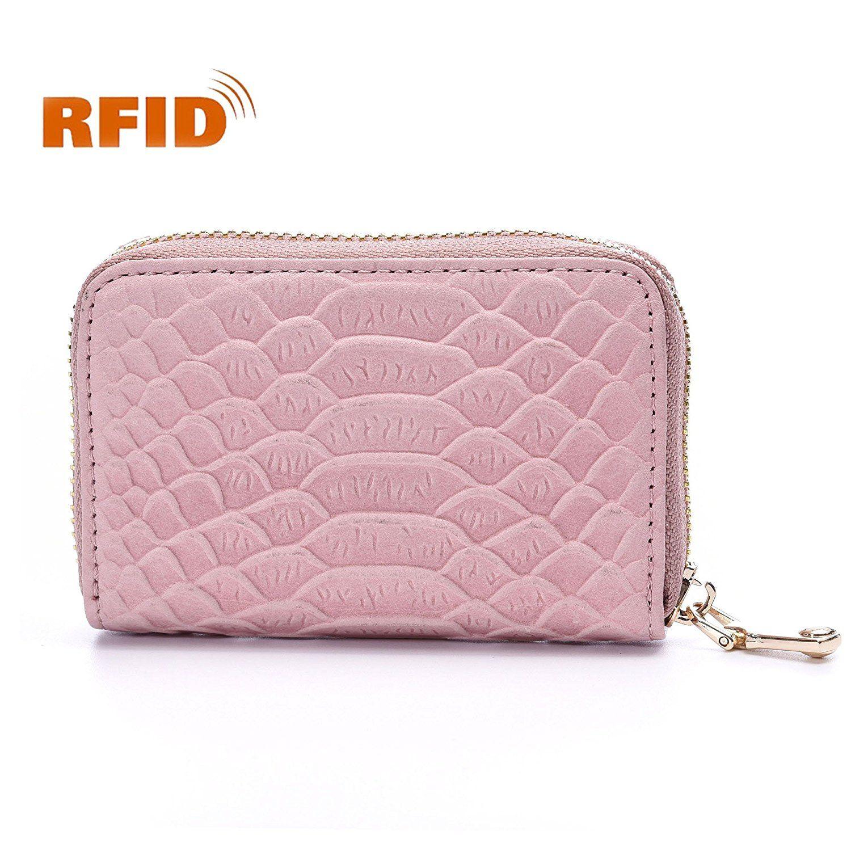 Artmis credit card wallet rfid blocking genuine leather