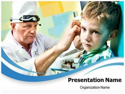 Ent PowerPoint Presentation Template is one of the best Medical - nursing powerpoint template