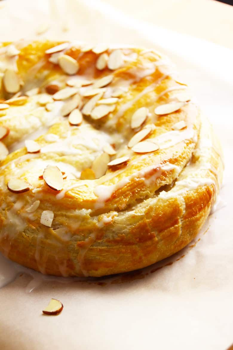 Everyday Apricot And Almond Kringle Recipe Treats Pinterest