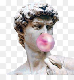 Vaporwave Png Vaporwave Statue Vaporwave Text Statui Grecheskoe Iskusstvo Retro Futurizm