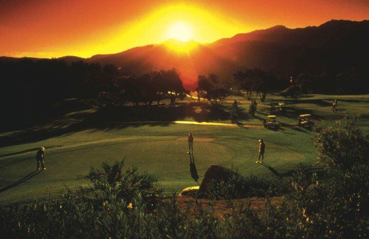 Love the Fountain Course! Absolutely beautiful!  http://www.welksandiego.com/ Sunset on our golf course at our San Diego Welk Resorts location
